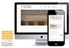 empresa de webs adaptadas para móviles, desarrollo de página de promoción