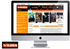 empresa webs para móviles desarrollo para información y venta de entradas de cines verdi