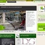 nueva página web 2.0 de diseño creativo para bonoahorro 2