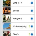 nueva aplicacion creativa para iphone de cev multimedia 2