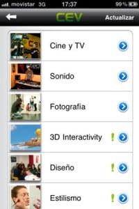 nueva aplicacion creativa para iphone de cev multimedia 2