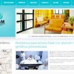 nueva página web 2.0 de diseño creativo para residencia miraflores 1