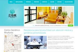 nueva web para móviles de diseño creativo para residencia miraflores 1