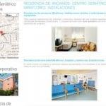 nueva página web 2.0 de diseño  creativo para residencia miraflores 2