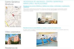 nueva web para móviles de diseño creativo para residencia miraflores 2