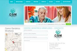 nueva web para móviles de diseño creativo para residencia miraflores 3