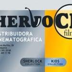 nueva página web 2.0 de diseño creativo para sherlock films 1