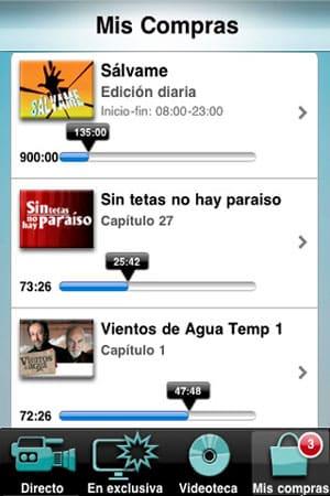 desarrollador de aplicaciones de android iphone - app para television 3