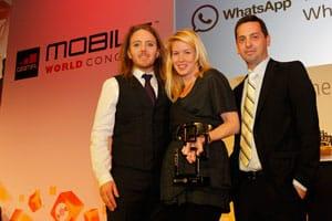 Las apps más creativas para iphone y android de 2012 en los Glabal Mobile Mobile Awards 2012