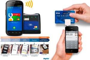 Las nuevas aplicaciones android e iphone de 2012 apuestan por el pago virtual