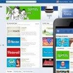 la nueva tienda de aplicaciones móviles y web de facebook, app center