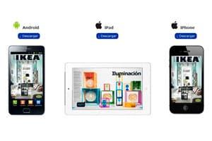 ikea lanza una nueva aplicación android e iphone