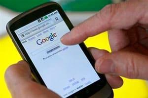 el uso de google es completamente habitual en los smarphones