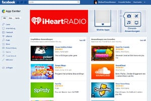 las nuevas aplicaciones de facebook