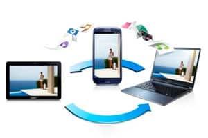 el nuevo móvil de Samsung, ideal para el desarrollo de nuevas apps móviles