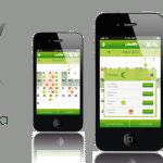 diseno de aplicaciones android e iphone de cambio de turnos de trabajo