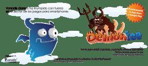 Un gran juego de plataformas para iPhone y Android, Demonice