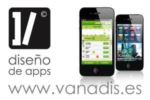 desarrollo de aplicaciones moviles para android e iPhone - empresa de apps en madrid - vanadis