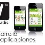 diseño de aplicaciones iphone y android madrid – quddy producto de vanadis