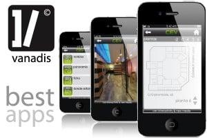 vanadis - diseño de aplicaciones móviles para android e iphone en madrid