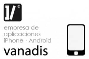 empresa de aplicaciones para android, iphone, ipad y tablets - vanadis