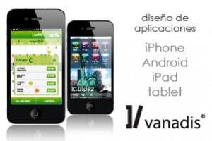 empresa de aplicaciones moviles en madrid - iphone y android - vanadis
