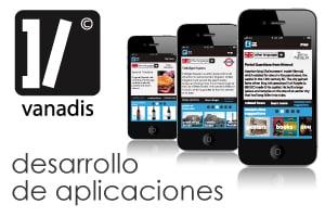 empresa de desarrollo de aplicaciones moviles para iphone android - vanadis, closer info