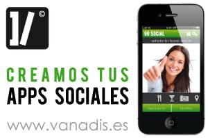diseño y desarrollo de aplicaciones moviles para iphone y android - empresa de apps