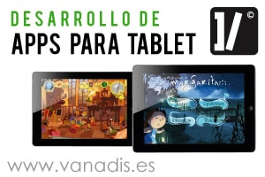 empresa de creacion y desarrollo aplicaciones moviles para iphone android en madrid, vanadis