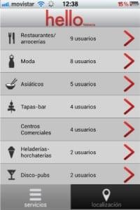 desarrollo de aplicacion de publiciadad para android-iphone geoloacalizacion 2