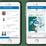 travelclub ejemplo apps resultado