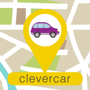 clevecar apps geoposicionamiento iphone android
