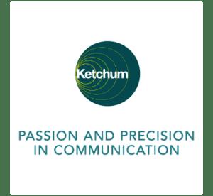 Logotipo de Ketchum