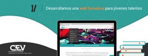cev web formativa para jovenes talentos