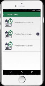burotec ejemplo responsive inspecciones alertas