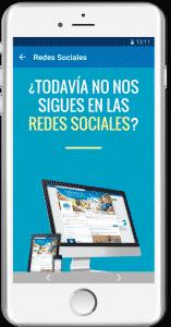 travelclub ejemplo apps responsive redes sociales