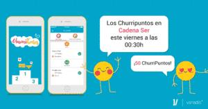 Promo del especial en CadenaSer sobre Churripuntos
