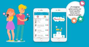 Ejemplo de la app Churripuntos