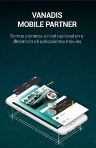 Vanadis Mobile partner