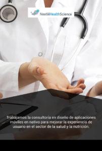 Consultoría Nestlé Health