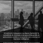 Consultoría Santander