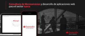 Santander microservicios