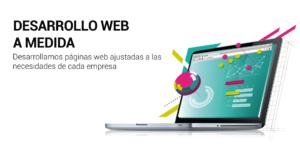 Desarrollo web a medida
