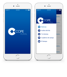 Cope Rural app