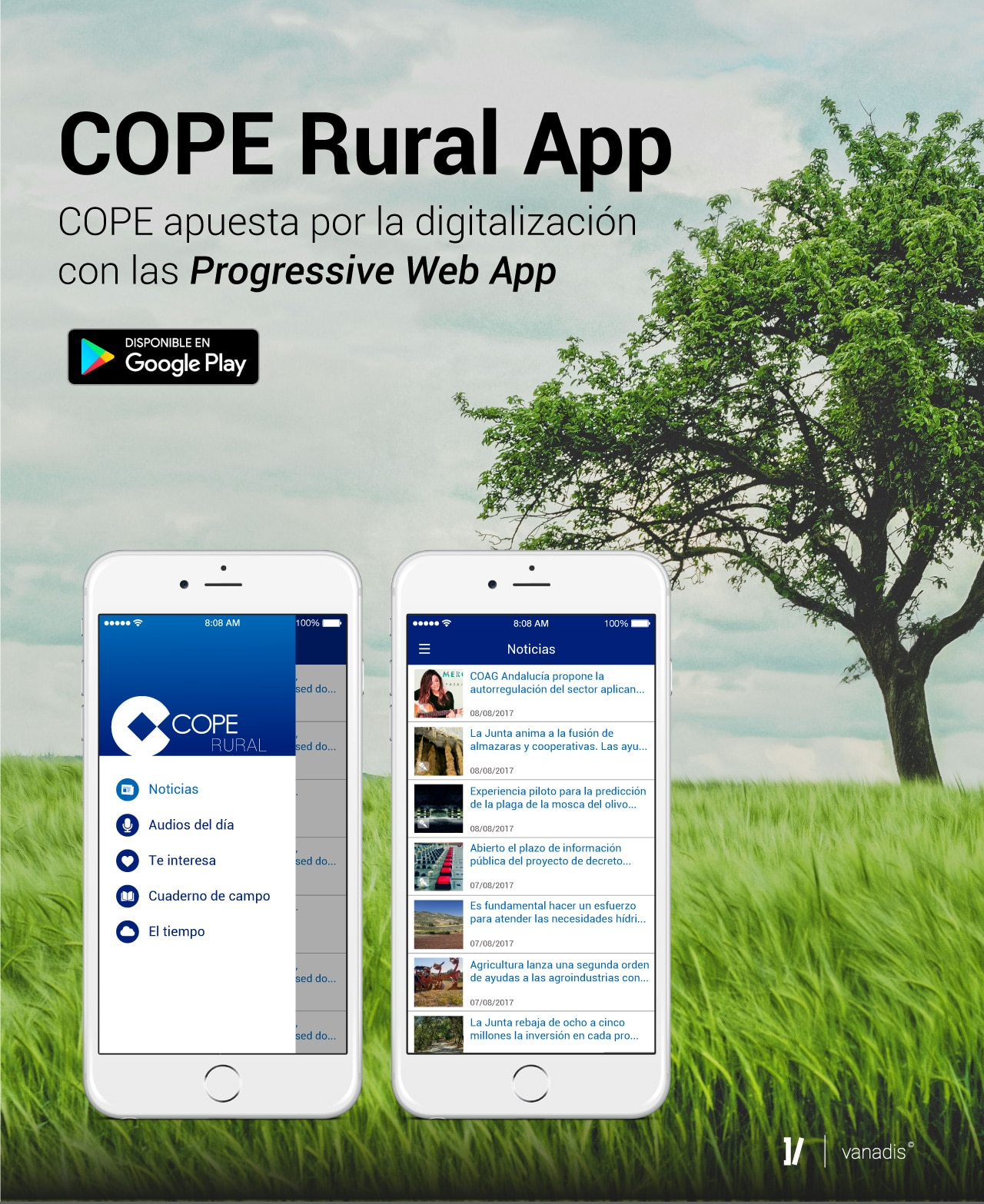 Desarollo app COPE