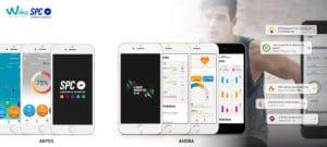 SPC nueva app
