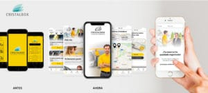 Cristalbox nueva app