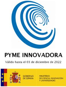 Sello Vanadis PYME Innovadora