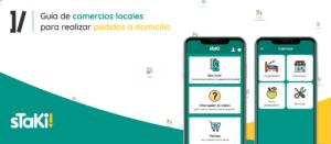 Staki App- Comercio local
