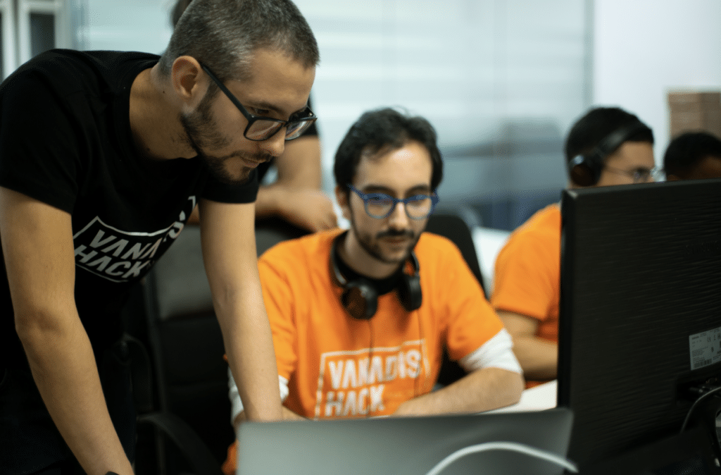 Equipo Vanadis Hackathon